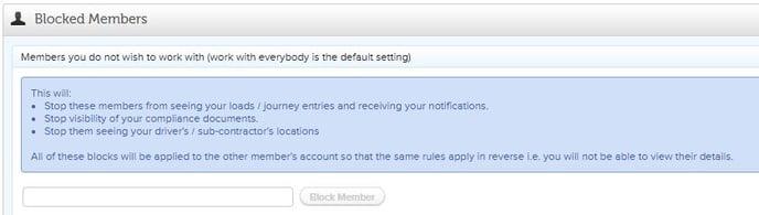 Blocked Members 2